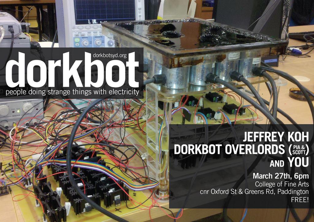 Dorkbot at COFA
